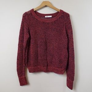 Old Navy Open Knit Sweater